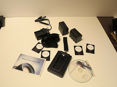 Hasselblad H digital Image Bank II like new and 2 batteries