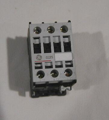 Ge  Contactor Relay Cl 25A 300 Tr New