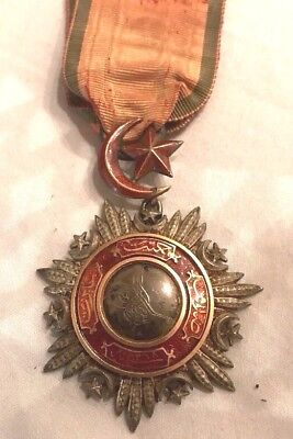 Ottoman Medal - Turkish Medal - Turkey- Ottoman Empire