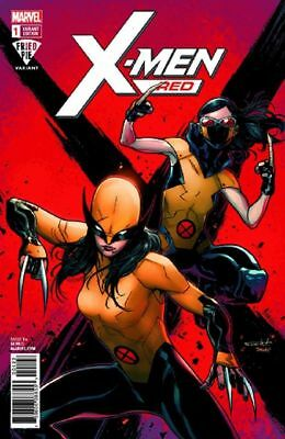 X-MEN RED #1 FRIED PIE VARIANT by VALERIO SCHITI X-23 NEW/SEALED IN-HAND NM