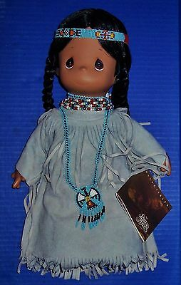 Precious Moments Doll  Princess Sincere  NWT
