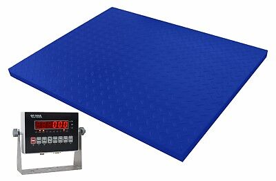 Intelligent Weigh Titan F55 10K Industrial Floor Scale | NTEP Class 3 Approved