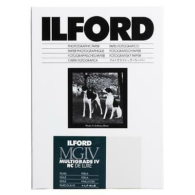 Ilford Multigrade IV 44M RC DeLuxe Pearl 12,7 x 17,8 cm 100 Hojas 13x18