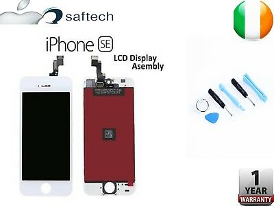 Apple iPhone SE Replacement Screen LCD and Digitizer Assembly White