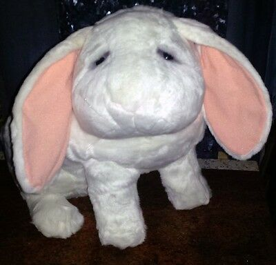 "Byron Rabbit-Stuffed Animals-Lou Rankin Large Friends Collection-19"" H.-Id.25630"