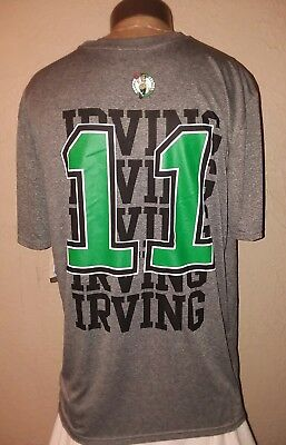reputable site fbd4f def2a Men39s Kyrie Irving 11 Jersey Gray color Boston Celtics Jersey