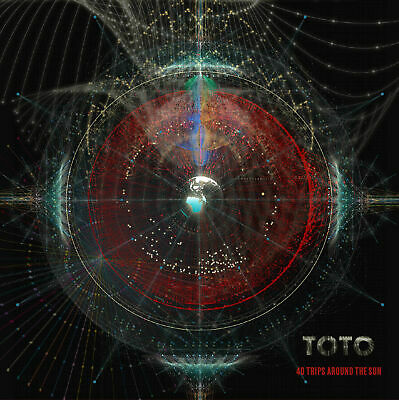 TOTO - 40 Trips Around The Sun CD *NEW* Greatest Hits Remastered 2018