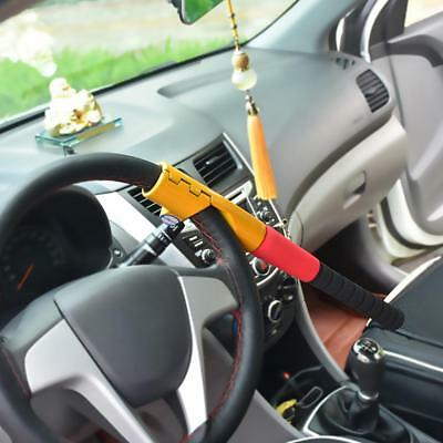 Universal Vehicle Car Van Anti-Theft Lock Steering Wheel Lock Security Device AU