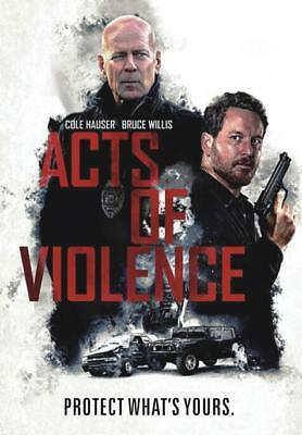 Acts of Violence (2018), DVD
