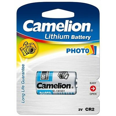 Battery special photo CR2 3V lithium Camélion