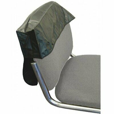 "Crewe Orlando Chair Back Covers 18"" Black"