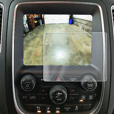 Fits Dodge Durango 2014-2018 Anti Scratch Touch Screen Protector Clear 8.4 Inch
