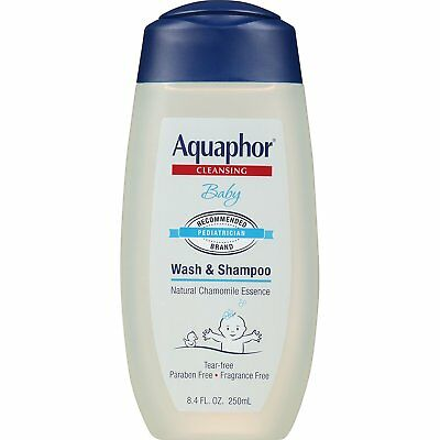 Aquaphor Baby  Wash & Shampoo  8.4 oz