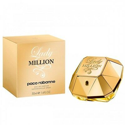 PROFUMI DA DONNA - Paco Rabanne - LADY MILLION edp vapo 50 ml