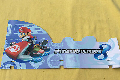 Carrera GO/Digital 143 Guardrails Mario Kart 8 NEW