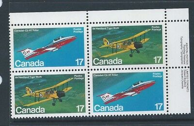 Canada #904ai UR PL BL Dull Fluorescent Paper Variety MNH *Free Shipping*