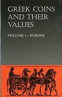 Greek Coins And Their Values Volume 1 Europe Sear New