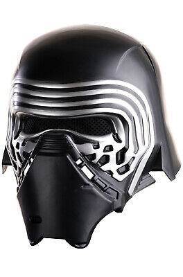 Brand New Star Wars Kylo Ren Child 2-Piece Helmet