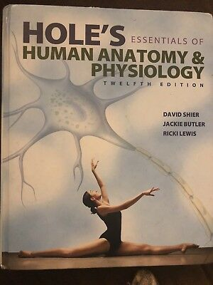 HOLE\'S Essentials of Human Anatomy and Physiology by David Shier ...