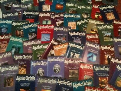 Agatha Christie Collection Fortnightly Parts Magazines For Sale At £1 Each