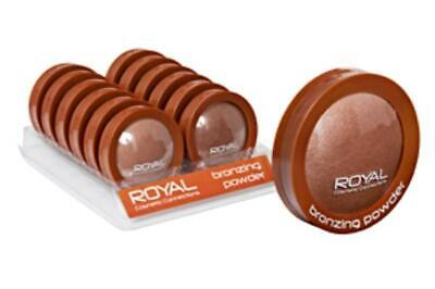 Royal Baked Bronzer - Pressed Powder Compact - Sunkissed Look