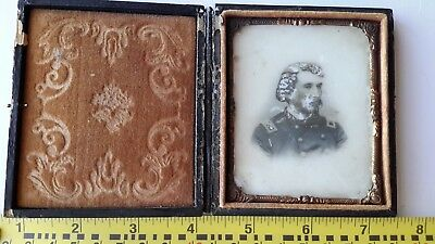 Possible Super Rare Opalotype of then Civil War Colonel George Armstrong Custer