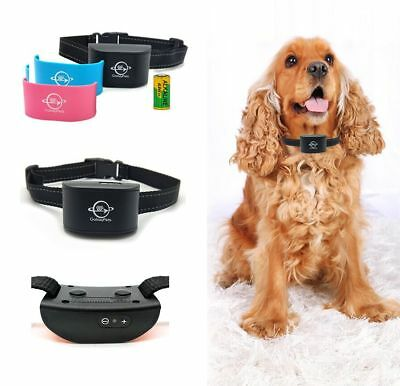 Dog Stop Barking Detection Training Collar sound and vibration Anti Bark Control