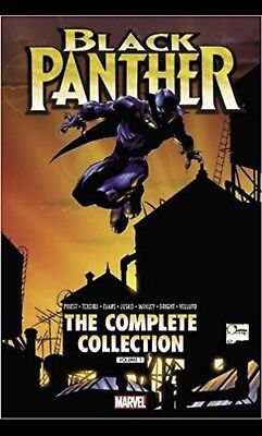 [PDF DOWNLOAD] Black Panther Christopher Priest: The Complete Collection Vol. 1