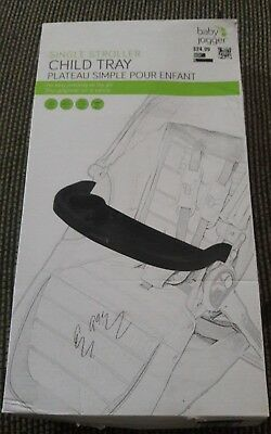 Baby Jogger Single Stroller Child Tray ~ City Select ~ New