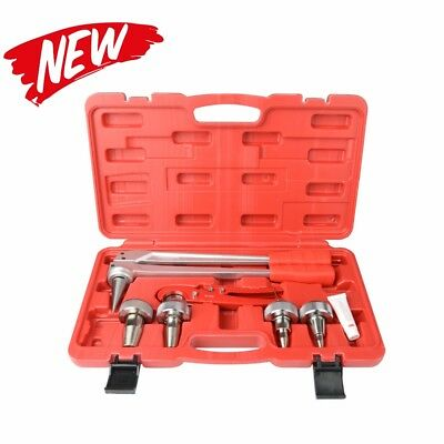 """F1960 Pex Expander Kit with 3/8"""",1/2"""",3/4"""",1""""Expansion Head suit Propex Uponor"""