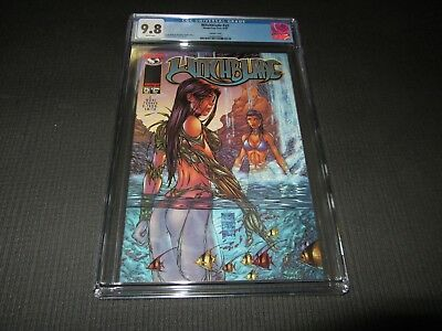 Witchblade 25 CGC 9.8, Michael Turner Variant Cover (Image/Top Cow 1998)