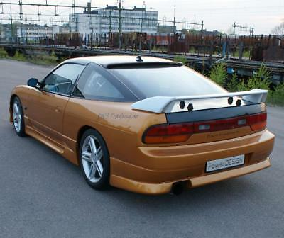 Rear boot spoiler for NISSAN 200SX S13 1988-1994 Coupe  Trunk Wing  Street-X