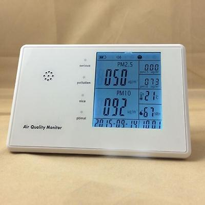 Air Quality Monitor Dock1 - Pm2.5, Pm10, H2CO, TVOC, Temp, Humidity...