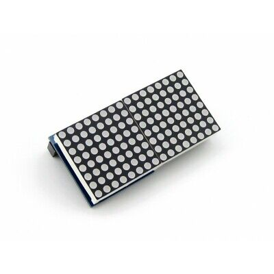Waveshare 8×8 LED Matrix red for Raspberry Pi MAX7219 directly-pluggable WS9862