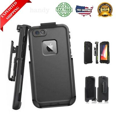 reputable site 1b5e6 8d4ec BELT CLIP HOLSTER for LifeProof FRE Case iPhone 7 Plus Case Cell Phone  Holder