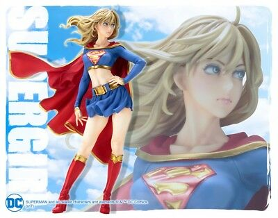 Supergirl Returns Figure Kotobukiya Bishoujo Statue DC COMICS Japan Super Girl