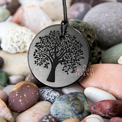 Shungite pendants and amulets engraved in the range from 100% real stone Tolvu