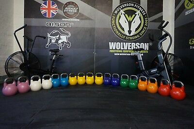 Competition Russian Kettlebells (MK1)