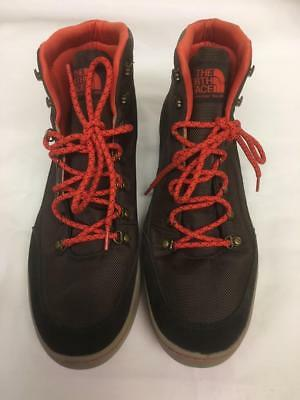 Mens North Face Base Camp Ballistic Mid Boots uk size 13