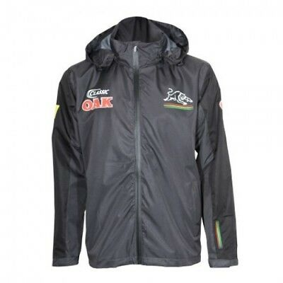 Penrith Panthers 2018 NRL Mens Wet Weather Jacket BNWT Rugby League Clothing