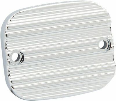 Arlen Ness - 03-228 - Front Brake Master Cylinder Cover, 10-Gauge - Chrome