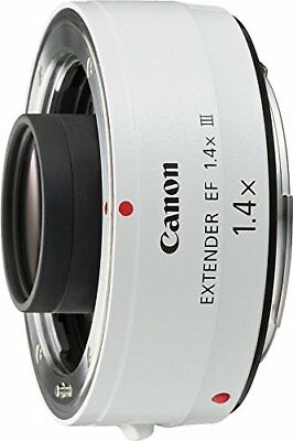NEW Canon Extender EF1.4X III EF14X3 Full Size Supported φ72.0mm×27.2mm F/S