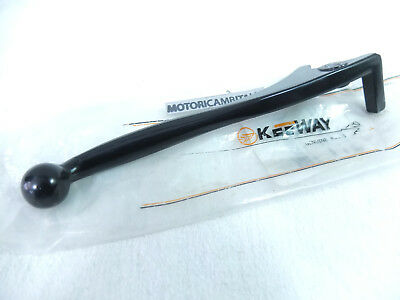 KEEWAY OUTLOOK 125 150 200 SCOOTER LEVA FRENO disco DESTRA LEVER BRAKE RIGHT