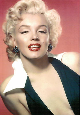 Marilyn Monroe ' modern new unposted postcard