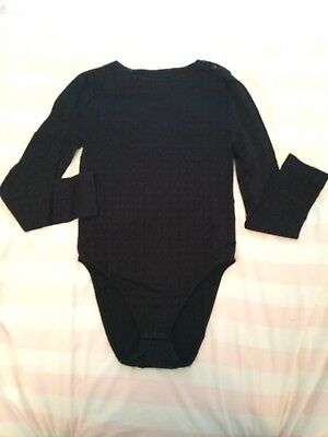 Vintage Christian Dior Woman's Long Sleeve Top (Body)