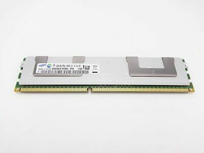 SAMSUNG M393B2K70CM0-YF8 16GB PC3L 8500R DDR3 4RX4 memory***Server memory only**