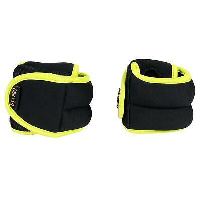 Unisex USA Pro Move Wrist Weights Body Thumb Loops New