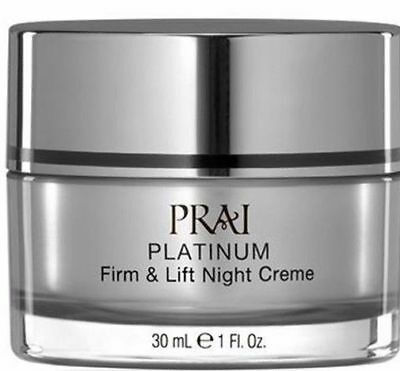 Prai PLATINIUM Firm & Lift Night Cream For Skin Firming & Lifting 30 ML