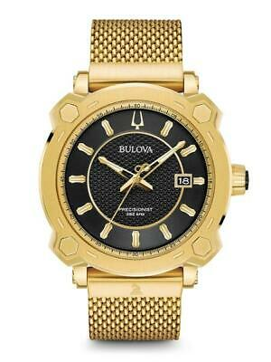 Bulova Men's Special Grammy Edition Precisionist Collection Watch 97B163
