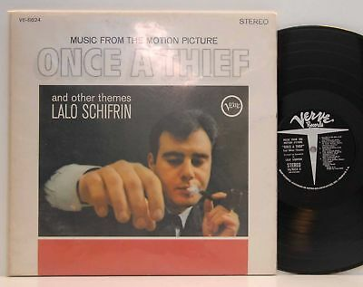 Lalo Schifrin        Once a thief           Gat        NM # 62